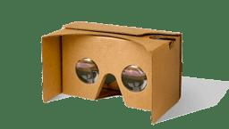 VR Headsets - Google Cardboard