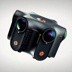 VR Streaming and Broadcasting - 8K Kandao VR Camera