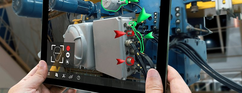 Augmented Reality Training App Developers