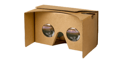 VR 360 Exhibition Google Cardboard