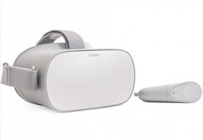 Virtual Reality Headsets - Oculus Go